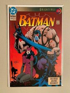 Batman #498 grade 8.0 VF (1993)