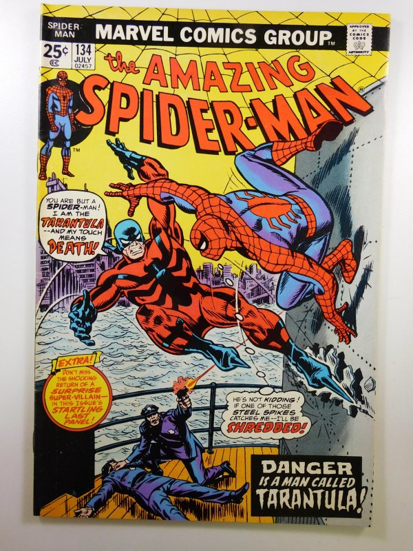 The Amazing Spider-Man #134 (1974) FN+