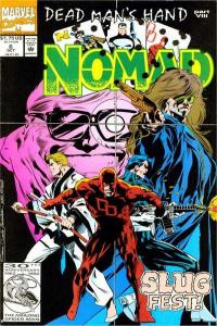 Nomad (1992 series) #6, NM (Stock photo)