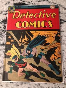 Detective Comics # 103 VF- DC Comic Book Batman Golden Age Robin Gotham 1945 JH6