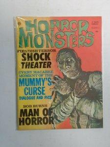 Horror Monsters #4 5.0 VG FN (1963 Charlton)