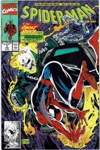 Spider-Man #7 (1990 v1) Todd McFarlane Hobgoblin Ghost Rider NM