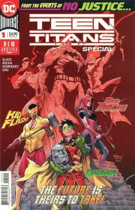 Teen Titans (6th Series) Special #1 (2nd) FN; DC | save on shipping - details in