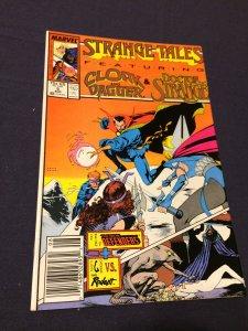 Strange Tales #5 Vol. 2 (1987) NM Dr. Strange and Cloak and Dagger Marvel