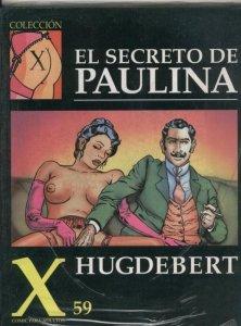Coleccion X numero 059: El secreto de Paulina