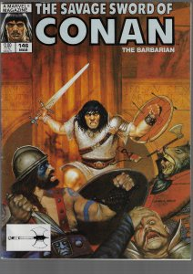 Savage Sword of Conan #146 (Marvel, 1988)