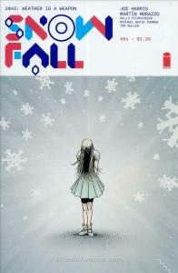 Snowfall #4 VF/NM; Image | save on shipping - details inside