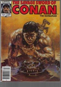 Savage Sword of Conan #126 (Marvel, 1986)