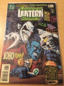 Green Lantern Corps Quartely #8