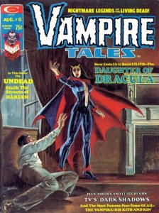 Vampire Tales #6 (ungraded) stock photo