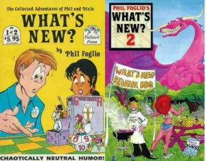 WHATS NEW (1991-94 PALLARD) 1-2  Phil Foglio