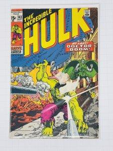 The Incredible Hulk #143 (1971)