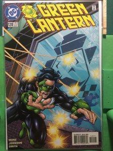 Green Lantern #120