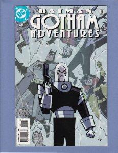 Batman Gotham Adventures #5 VF Mr Freeze