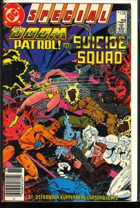 Doom Patrol and Suicide Squad Special #1 (1988)