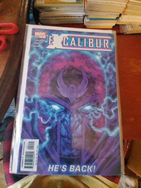 Excalibur #2 (2004)