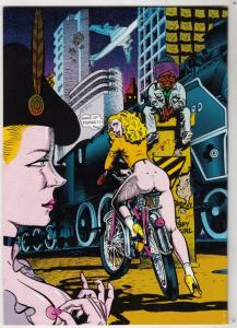Zap #12 (Jan-96) NM Super-High-Grade Cave Wimp, Trashman, Checkered Demon, Co...