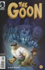 Goon, The (Dark Horse) #1 VF; Dark Horse | save on shipping - details inside