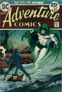 Adventure Comics (1938 series) #432, Fine+ (Stock photo)