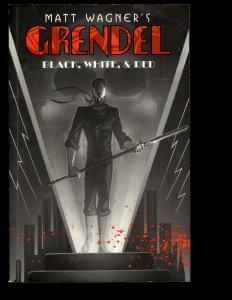 Grendel: Black, White, & Red Dark Horse Comic Book TPB Graphic Novel J400