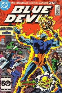 Blue Devil #13, NM- (Stock photo)