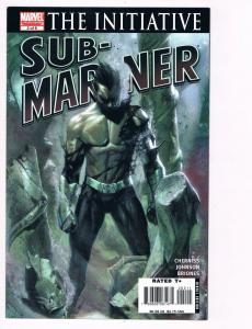 Sub-Mariner The Initiative # 2 Marvel Comic Books Hi-Res Scans Awesome Issue S10