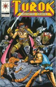 Turok: Dinosaur Hunter (1993 series) #13, NM- (Stock photo)