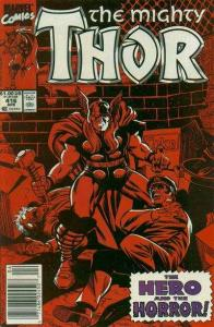 Thor (1966 series) #416, VF- (Stock photo)