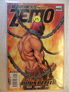 THUNDERBOLTS PRESENTS ZEMO # 1