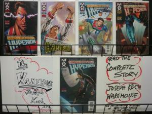 SUPREME POWER HYPERION 1-5 Supreme Power sequel!