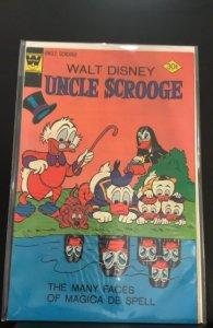 Uncle Scrooge #138 (1977)