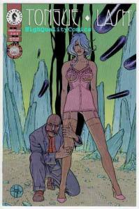 TONGUE LASH #2, NM+, Lofficier, Serpent's Tooth, 1996, more Dark Horse in store