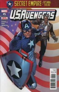 U.S.Avengers #5 VF/NM; Marvel | save on shipping - details inside