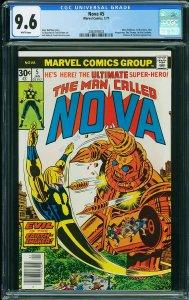 Nova #5 (Marvel, 1977) CGC 9.6