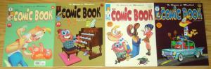 Spumco Comic Book #1-3 FN complete series + marvel one-shot JOHN K. set lot 2