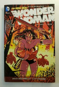 WONDER WOMAN VOL.3 NEW 52 IRON HARD COVER GRAPHIC NOVEL DC COMICS NM