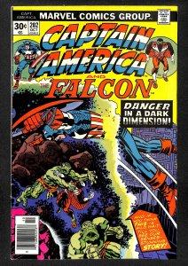 Captain America #202 (1976)