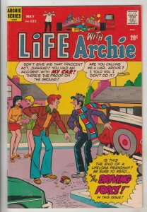 Life with Archie #121 (May-72) VF/NM+ High-Grade Archie, Jughead, Betty, Vero...
