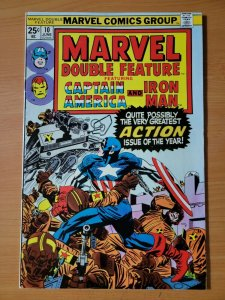 Marvel Double Feature #10 ~ VERY FINE - NEAR MINT NM ~ 1975 Marvel Comics