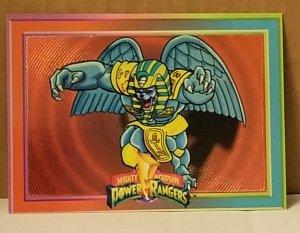 1994 Mighty Morphin Power Rangers Foil #5
