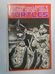 Teenage Mutant Ninja Turtles #1 (1988 reprint) 4.0 VG