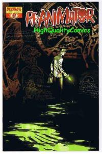 RE-ANIMATOR #0, VF+, Undead, Incentive, Dynamite, 2005, more Indies in store