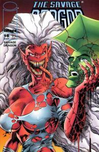 Savage Dragon, The #18 VF/NM; Image | save on shipping - details inside