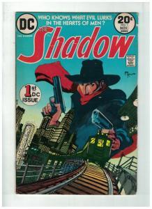 SHADOW (1973) 1 VG Nov. 1973 KALUTA
