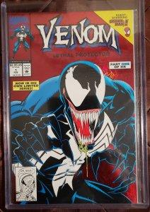 Venom - Lethal Protector #1