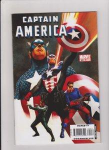 CAPTAIN AMERICA #600  VF/NM 2009 MARVEL COMICS