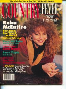 Country Fever-Reba McEntire-Aaron Tippin-Lorrie Morgan-Garth Brooks-Feb-1993