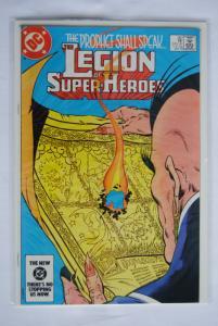 Legion of Super-Heroes 307