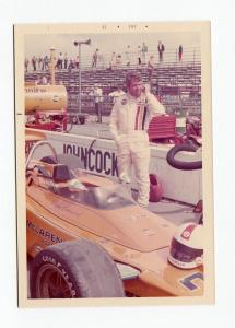 Gordon Johncock-#24-Pocono International Raceway-Indy Car-1972