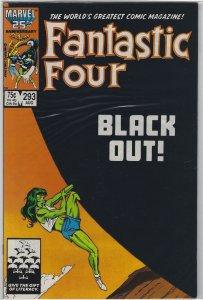 Fantastic Four #293